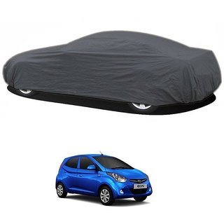 Speediza All Weather  Car Cover For Renault Duster (Grey Without Mirror )