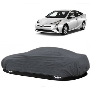 InTrend All Weather  Car Cover For Maruti Suzuki S-Cross (Grey Without Mirror )