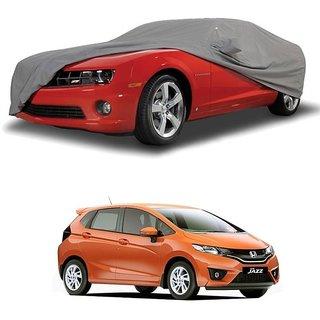 Speediza All Weather  Car Cover For Toyota Innova (Grey With Mirror )