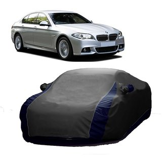 SpeedGlorY All Weather  Car Cover For BMW 1 Series (Designer Grey  Blue )