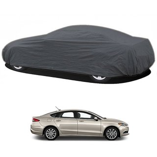 Speediza All Weather  Car Cover For Toyota Fortuner (Grey Without Mirror )