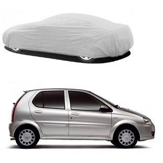 Speediza All Weather  Car Cover For Ford Ikon (Silver Without Mirror )