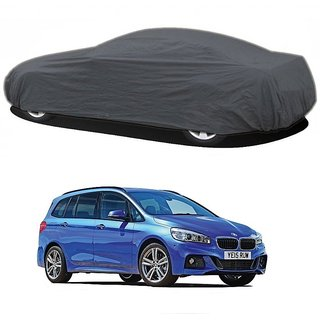 SpeedGlorY All Weather  Car Cover For Mahindra XYLO (Grey Without Mirror )