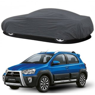 Speediza All Weather  Car Cover For Hyundai Elantra (Grey Without Mirror )