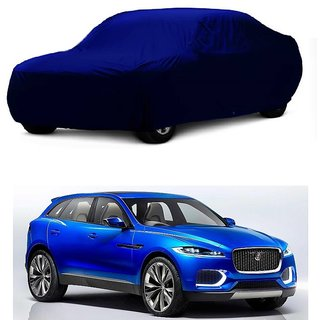 SpeedRo All Weather  Car Cover For Maruti Suzuki Esteem (Blue Without Mirror )