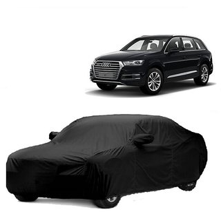 Speediza All Weather  Car Cover For Audi S7 (Black With Mirror )