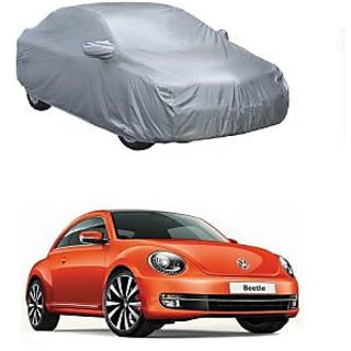 Speediza All Weather  Car Cover For Fiat Aventura (Silver With Mirror )