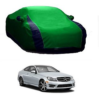 SpeedGlorY All Weather  Car Cover For Volkswagen Beetle (Designer Green  Blue )