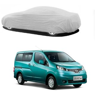 InTrend All Weather  Car Cover For Hyundai Elite I20 (Silver Without Mirror )