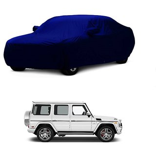 Speediza All Weather  Car Cover For Audi S8 (Blue With Mirror )