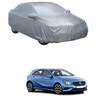 InTrend All Weather  Car Cover For BMW 7 Series (Silver With Mirror )