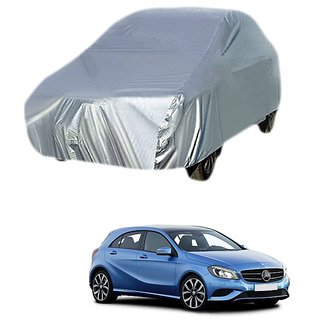 InTrend All Weather  Car Cover For BMW 7 Series (Silver Without Mirror )