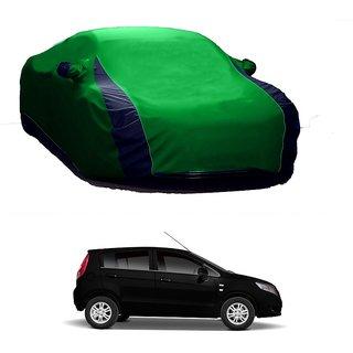 Speediza All Weather  Car Cover For Maruti Suzuki Swift (Designer Green  Blue )