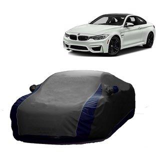 Speediza All Weather  Car Cover For Daewoo Matiz (Designer Grey  Blue )