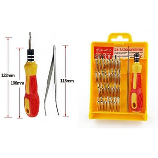 buy jackly jk 6032 presision bit set combination screwdriver set online in india 111127100. Black Bedroom Furniture Sets. Home Design Ideas
