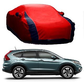 Speediza All Weather  Car Cover For Mercedes Benz Benz S 300 (Designer Red  Blue )