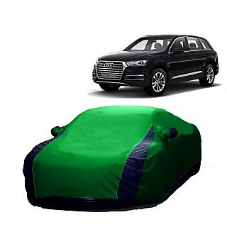 Speediza All Weather  Car Cover For Audi S6 (Designer Green  Blue )