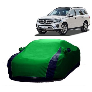 SpeedGlorY All Weather  Car Cover For Land Rover Freelander 2 (Designer Green  Blue )