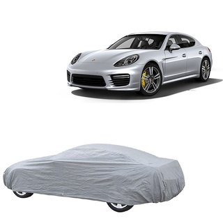 InTrend All Weather  Car Cover For Audi R8 (Silver Without Mirror )