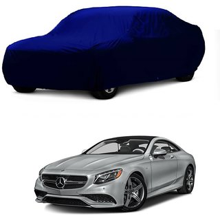 Speediza All Weather  Car Cover For Mini Cooper (Blue Without Mirror )