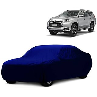 InTrend Water Resistant  Car Cover For Volkswagen Passat (Blue Without Mirror )