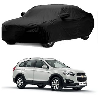 Speediza Water Resistant  Car Cover For Mercedes Benz Benz S Class S350 (Black With Mirror )
