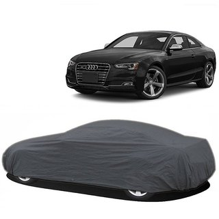 InTrend Water Resistant  Car Cover For Tata Sonata (Grey Without Mirror )
