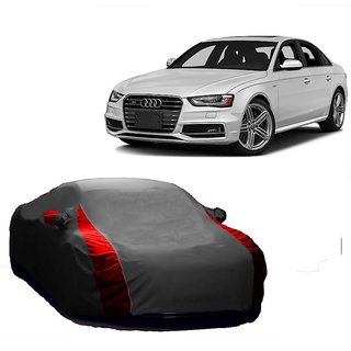 Speediza All Weather  Car Cover For Mercedes Benz SLK (Designer Grey  Red )