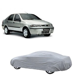AutoBurn UV Resistant Car Cover For Jaguar S-Type (Silver Without Mirror )