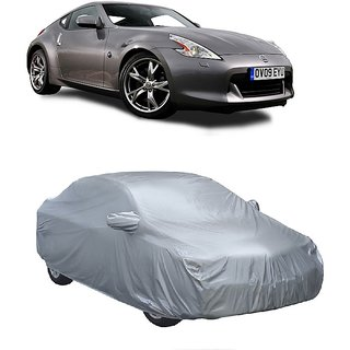 Bull Rider All Weather  Car Cover For BMW 2 Series (Silver With Mirror )