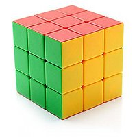 Unique Cartz Toys Magic Cube 3X3X3 Speed Rubik cube