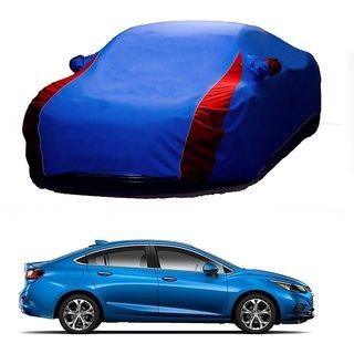 Speediza All Weather  Car Cover For Mitsubishi CEDIA (Designer Blue  Red )