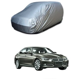Bull Rider All Weather  Car Cover For Chevrolet Aveo Uva (Silver Without Mirror )