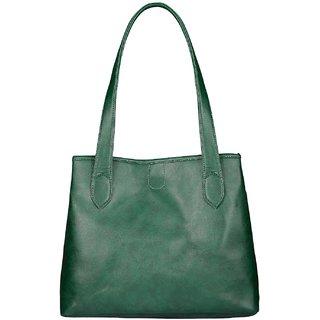 Fostelo Women's Celestia Shoulder Bag Green (FSB-806)