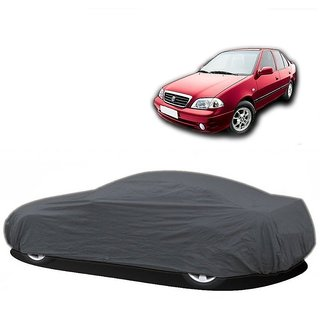 InTrend All Weather  Car Cover For Mercedes Benz E-Class (Grey Without Mirror )