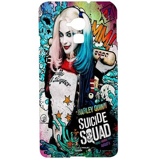 Printed back cover coolpad note 3