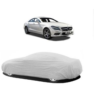 InTrend All Weather  Car Cover For Mercedes Benz Benz Ml (Silver Without Mirror )