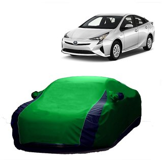 AutoBurn All Weather  Car Cover For Audi S7 (Designer Green  Blue )