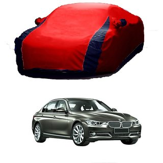 InTrend All Weather  Car Cover For Mahindra XYLO (Designer Red  Blue )