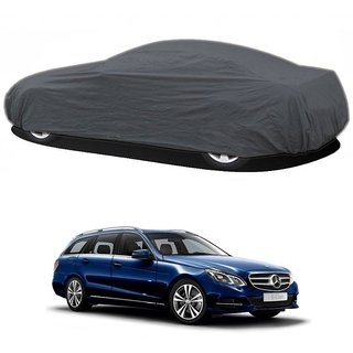 MotRoX Car Cover For Land Rover Discovery (Grey Without Mirror )