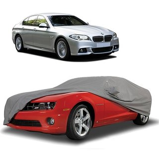 Bull Rider Water Resistant  Car Cover For Nissan 350 (Grey With Mirror )