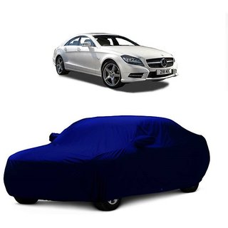 InTrend All Weather  Car Cover For Mercedes Benz Benz Ml (Blue Without Mirror )