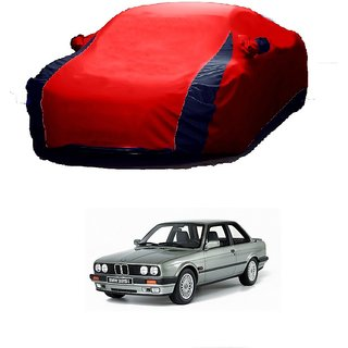 InTrend All Weather  Car Cover For Maruti Suzuki Zen Estilo (Designer Red  Blue )