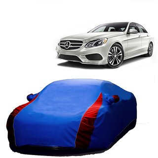 Bull Rider Water Resistant  Car Cover For Chevrolet Cruze (Designer Blue  Red )