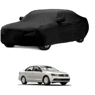 RoadPluS All Weather  Car Cover For SsangYong Korando (Black With Mirror )