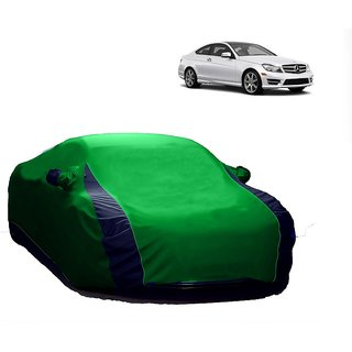 InTrend All Weather  Car Cover For Volkswagen Beetle (Designer Green  Blue )