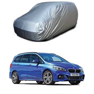 Speediza All Weather  Car Cover For Mahindra Xuv500 (Silver Without Mirror )