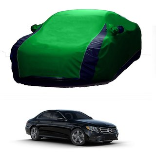 AutoBurn Car Cover For Land Rover Discovery Sport (Designer Green  Blue )