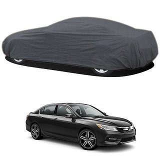DrivingAID Water Resistant  Car Cover For BMW Alpina B6 (Grey Without Mirror )