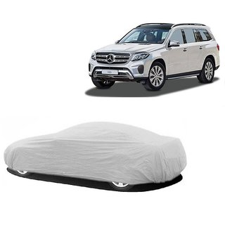DrivingAID Water Resistant  Car Cover For Mercedes Benz GL (Silver Without Mirror )